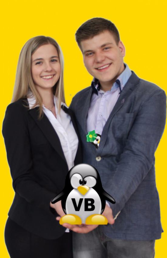 Dávid Vytykáč a Mária Vargová